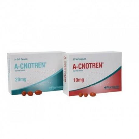 A-CNOTREN 20mg( Roaccutan)