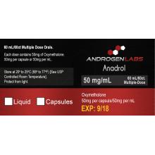 Anadrol (Oxymetholone) 50mg