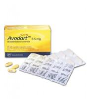 Avodart (Dutasteride) 0.5 mg x 30 Pills