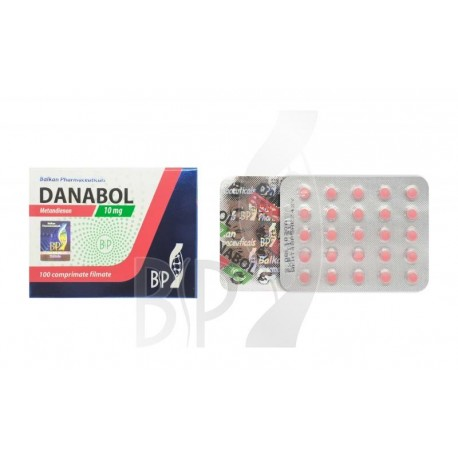 Danabol 10mg - 500 Pills