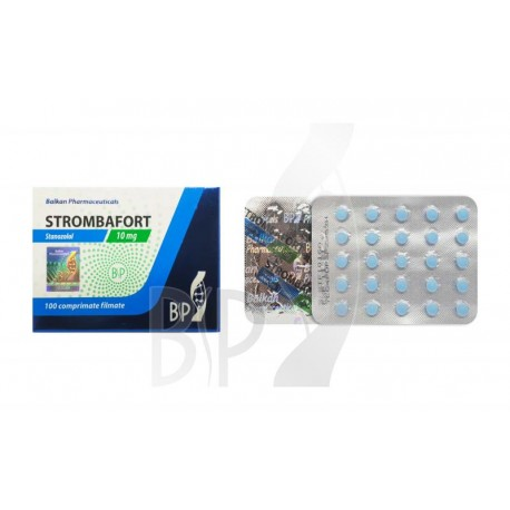Strombafort 10mg - 500 Pills
