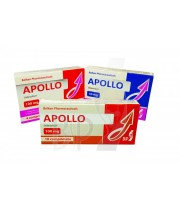 Apollo (Sildenafil ) 100mg - 10 Pills