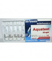 Aquatest  100mg - 5 Ampoules