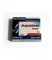 Aquatest  50mg - 5 Ampoules