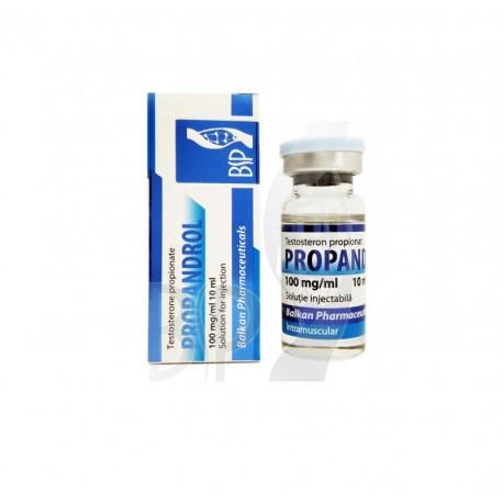 Testosterone Propionate 100mg - 10ml vial