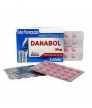 Beginner Cycle with danabol. 10 weeks
