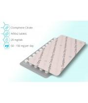 Clomiphene 20mg - 50 pills