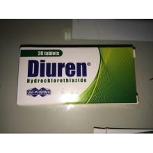Diuren (Dyazide)  - 20 Tablets
