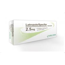 Letrozole 2.5mg - 30 pills