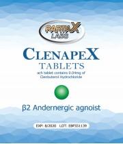 Clenapex 40mcg - 100 Pills