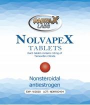 Nolvapex 10 mg - 60 Pills