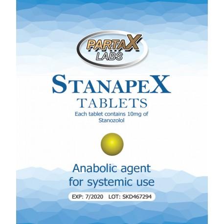 Stanapex 10 mg - 100 Pills