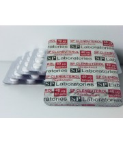 Clenbuterol 0.04MG (40MCG) - 100 Pills