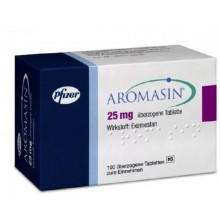Aromasin (30 Tabs) 25mg