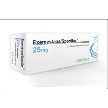 Exemestane 25mg - 30 pills