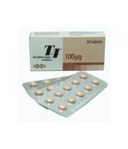 T4 100mcg - Levothyroxine -