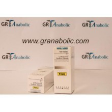 T3 - Liothyronine sodium  100 Tabs 50m'g