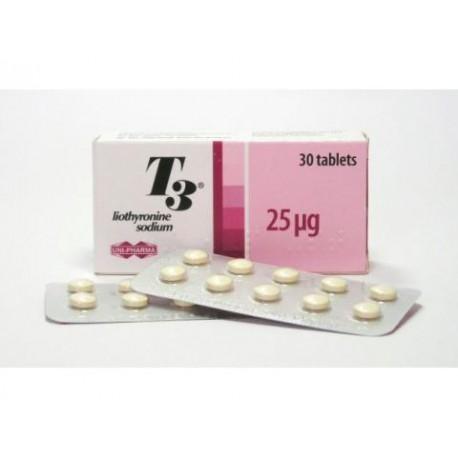 T3 - Liothyronine sodium -